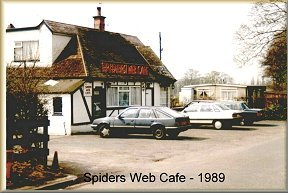 Spider's Web Cafe